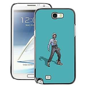 Stuss Case / Funda Carcasa protectora - Starwars Alianza Rebelde - Samsung Note 2 N7100