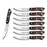 Tramontina Porterhouse 8 Pc. Steak Knives High-carbon Steel Knife Set