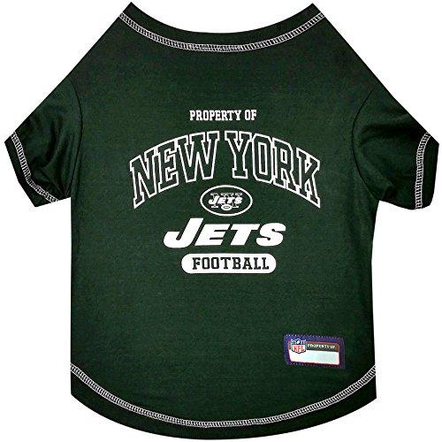 NFL NEW YORK JETS Dog T-Shirt, - York Jets New Art