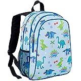 Wildkin 15 Inch Backpack, Dinosaur Land