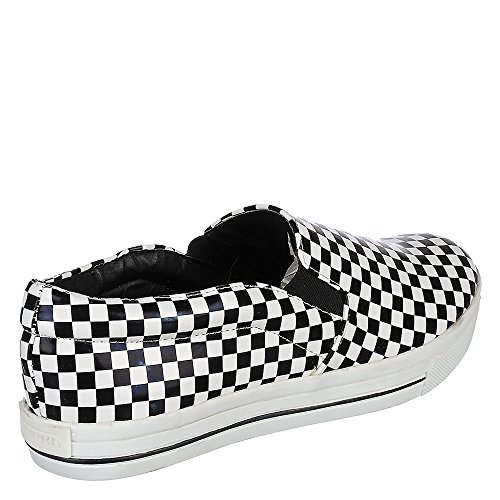 Shiekh Jpm Skate Casual Sneaker Bianco / Nero
