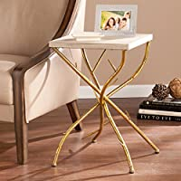 Upton Home Nichola Branch Accent Table