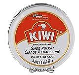 KIWI White Shoe Polish and Shine | Leather Shoe