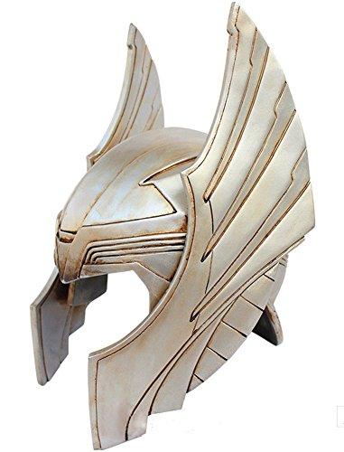 Gmasking Resin Thor Helmet Full Size Prop Replica+Gmask