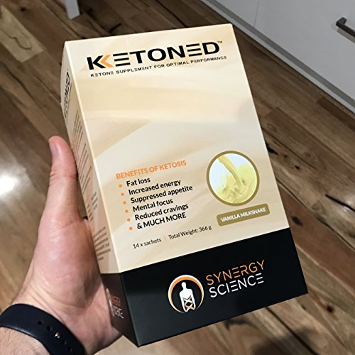 KETONED™ Vanilla Milkshake 14 Pack