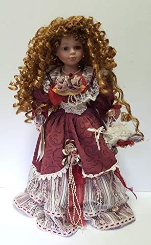 Duck House Porcelain Heirloom Doll Lillian 19