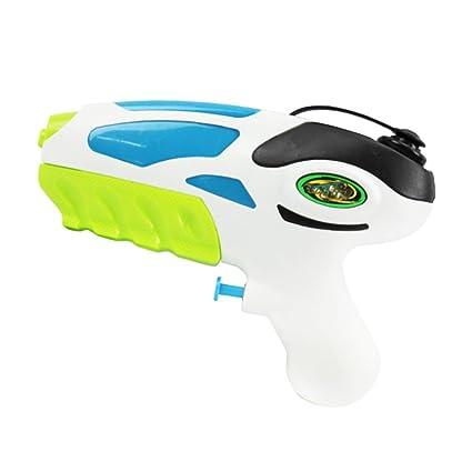 Isuper Pistola de Agua,Lanzador de Agua,Lanzador Mini Diseño de ...