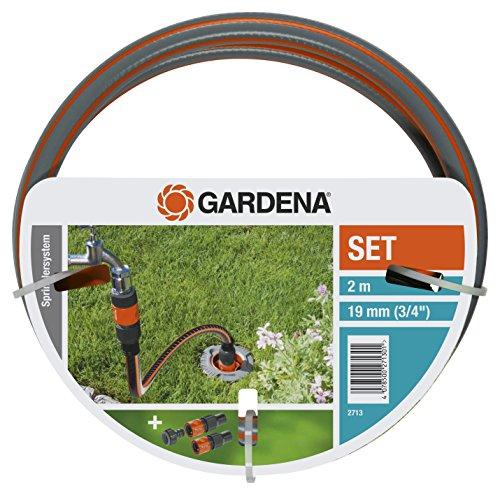 GARDENA 2713-U Hose Connection Set - Sprinkler System Pro