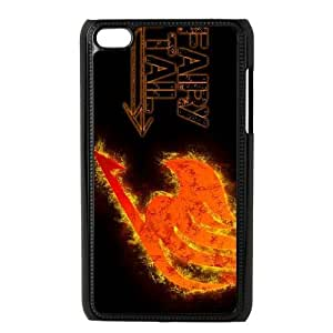 ipod 4 Black Fairy Tail phone cases&Holiday Gift