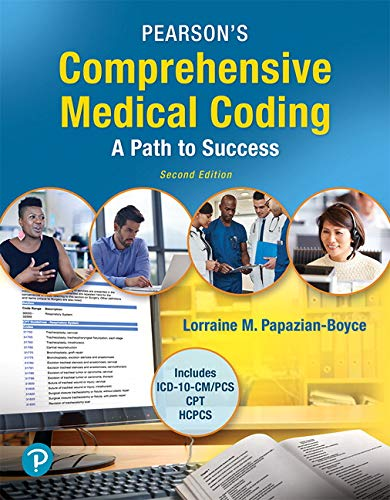 Pearson's Comprehensive Medical Coding Plus MyLab Health Professions with Pearson eText -- Access Card Package (2nd Edition)