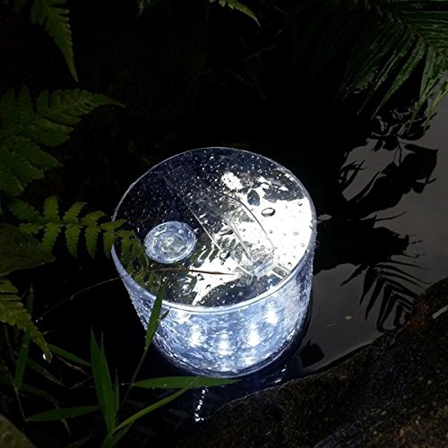 2 PACK INFLATABLE SOLAR LANTERN LED LIGHT – DUAL, EMERGENCY WATERFROOF SURVIVAL CAMPING HIKING RECHARGEABLE SOLAR POWERED