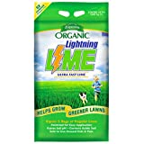 Espoma Organic Lightning Lime Fertilizer, 30 lb Review and Comparison