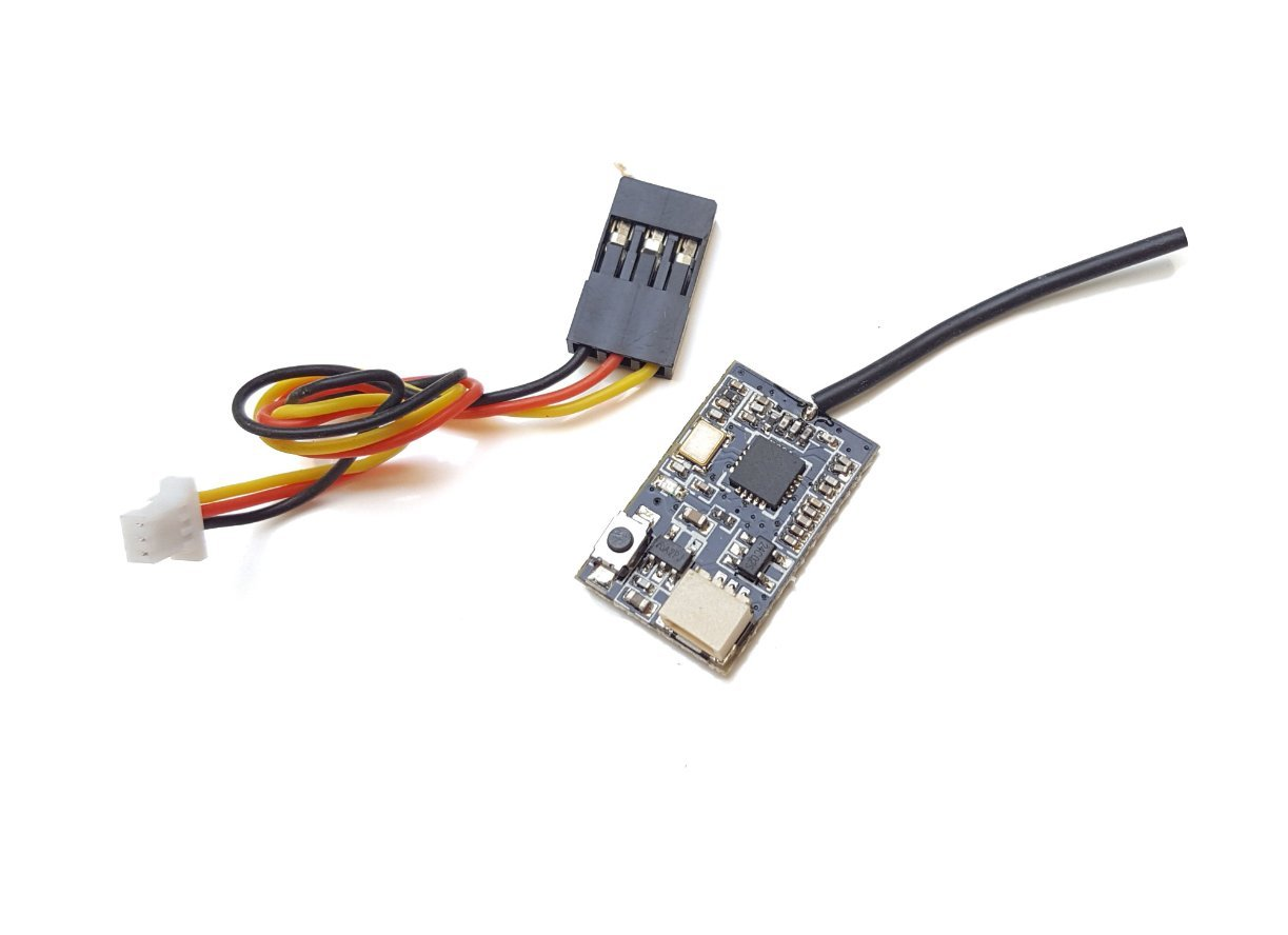 Buy Usmile Fs82 24g Micro Receiver For Flysky Support Afhds 2a Aac Unit Wiring Ibus Ppm Fs I4 I6 I6x I10 Gt2e Gt2g Gt2f Turnigy Evolution