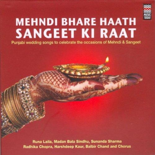 Mehndi Raat Ceremony : Amazon veera la shagana di mehndi chorus mp downloads