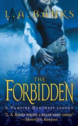book cover of The Forbidden