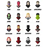 Avengers Infinity War Poster Prints 8x10s - Set of SIXTEEN Unique Character Photos of Thanos STARLORD
