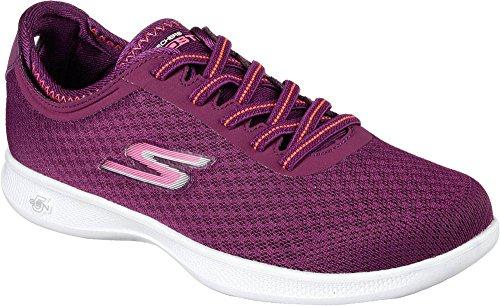 Skechers Go Step Lite Dashing Womens Sneakers Purple/Pink 7.5