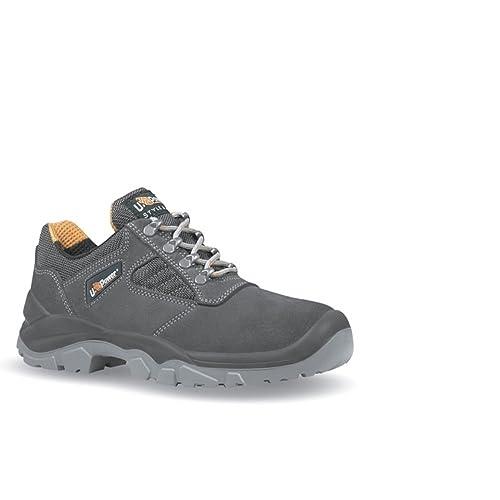 86225b8e8d74c0 Upower - Chaussures de sécurité TUDOR S1P src - Taille : 45: Amazon ...