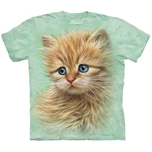 The Mountain Unisex Kinder K�tzchen Portr�t T Shirt