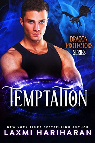 Temptation: Paranormal Romance (Vampires, Dragon Shifters and Immortals) (Dragon Protectors Book 8)
