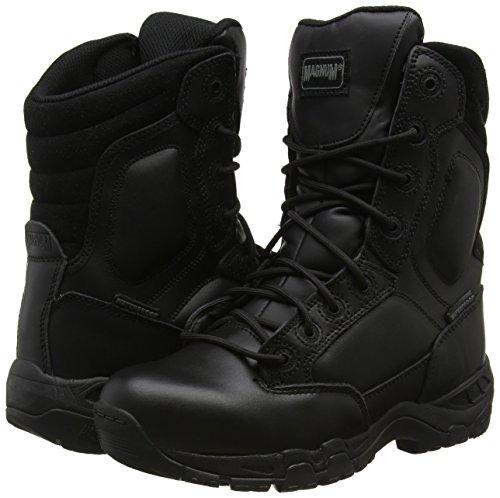 de Adulte Magnum 8 Viper Pro EU 4 UK Noir 0 Mixte 021 Travail Bottes Leather Waterproof Black 37 q04Aq
