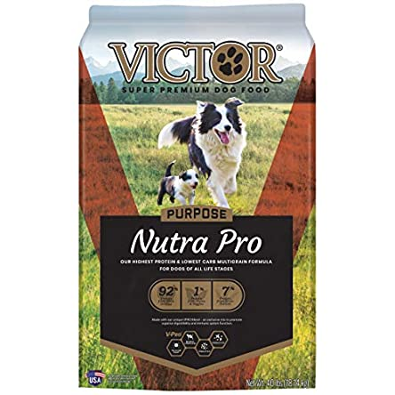 VICTOR Purpose – Nutra Pro, Dry Dog Food, 40...