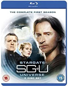 Stargate Universe SGU: The Complete First Season: STARGATE