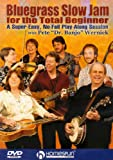 DVD-Bluegrass Slow Jam for the Total Beginner