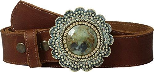 Leatherock Crystal (Leatherock Women's 9747 Brown)