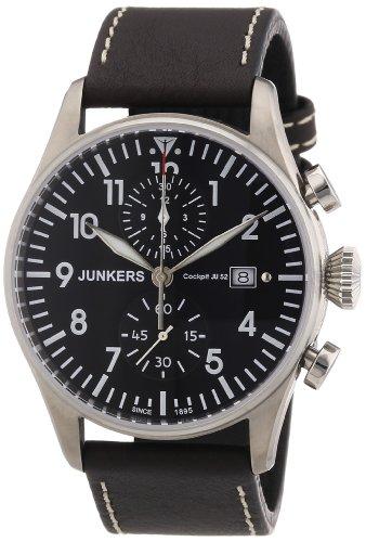 Mens Watches  Cockpit JU52 - Junkers 6178-2