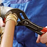 KNIPEX Tools 87 01 250 10-Inch Cobra Pliers