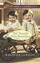 The Texan's Twin Blessings (Love Inspired Historical)