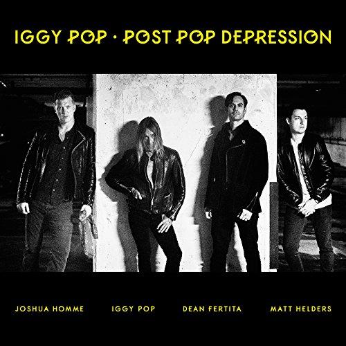 Post Pop Depression LP Iggy