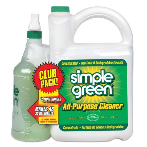 Simple Green® All-Purpose Cleaner 140 Ounce Bottle (Best Green All Purpose Cleaner)
