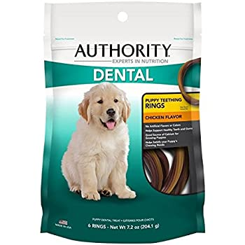 Authority Puppy Teething Rings Reviews