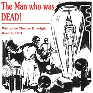 The Man Who Was Dead Audiobook
