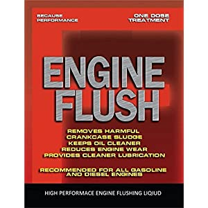 Engine Flush Cleaner For Petrol Or Diesel Engines Pre Oil Change Additive