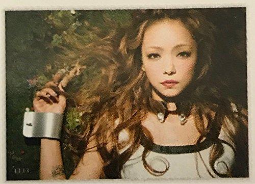 安室奈美恵 希少 FEEL tour 2013 限定グッズ 購入時のフィルム入りポスター ①