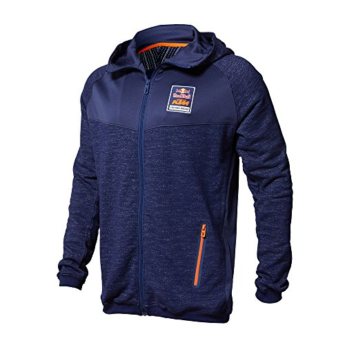 Red Bull KTM Factory Racing Knit Runner Navy Blue X-Large