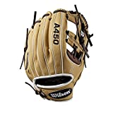 Wilson A450 10.75' Baseball Glove - Right Hand Throw