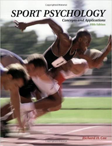 Concepts sport and applications pdf psychology