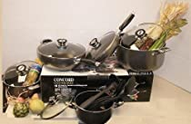 16 Piece Non-Stick Aluminum Cookware Set