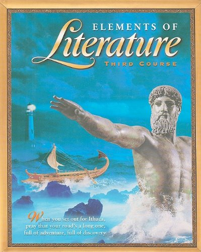 Elements of Literature, Third Course - Course Students Book