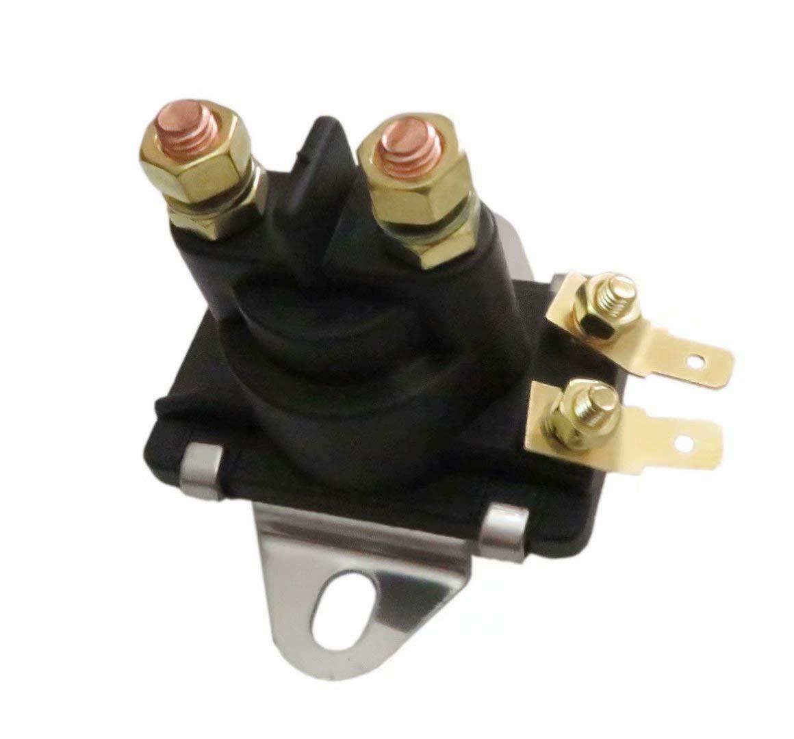 Trim Solenoid Relay Switch for Mercury Mercruiser Marine 12 Volt 4 Terminal 89846070 8994318 8996158 8996158T