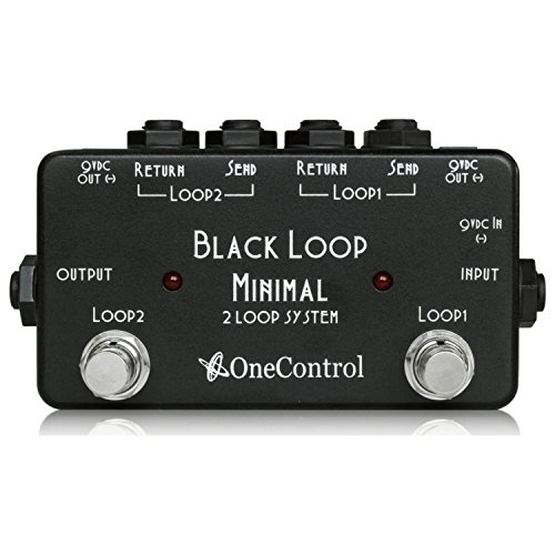 One Control Black Loop 2-loop Switcher by One Control