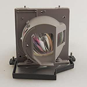 Maxii BL-FU200C COMPATIBLES Lámpara Bombilla compatible con la vivienda para OPTOMA CP705/DS302, DS303DS603/DX602, DX603EP706/EP706S EP707EP708/EP709/EP709S EP712//EX990S/FS704SP7600/TS350/TX650Proyector