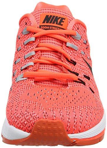 Nike Athletic, T-Shirt da donna Arancione (Laser Orange/Blk-pht Bl-gmm Bl)