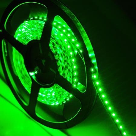 LED Strip Lighting for Car/Home/Special Effects - GREEN - 30 Lights - 60CM by Science Purchase