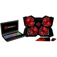 XOTIC G72 APACHE W/FREE BUNDLE! -15.6 FHD IPS Matte Screen | Intel Core i7-7700HQ | NVIDIA GeForce GTX 1070 8GB | 16GB RAM | 256GB SSD | 1TB HDD | Win 10