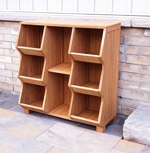 Mrry Mpgef01l Stackable Wooden Cubby Storage Unit Ebay